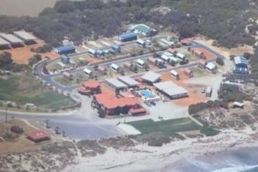 Hotel Seaspray Beach Holiday Park: Lobby DONGARA - WESTERN AUSTRALIA
