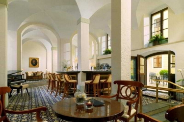 Hotel The Westin Bellevue: Bar DRESDA