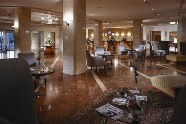 Hotel The Westin Bellevue: Lobby DRESDA