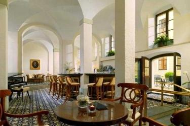 Hotel The Westin Bellevue: Bar DRESDE