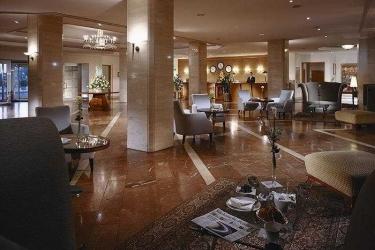 Hotel The Westin Bellevue: Lobby DRESDE
