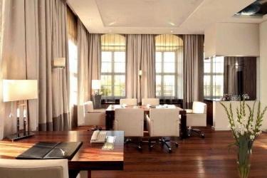 Hotel The Westin Bellevue: Sala de conferencias DRESDE