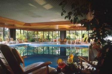 Hotel The Westin Bellevue: Swimming Pool DRESDE
