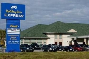 Hotel Holiday Inn Express Dryden: Extérieur DRYDEN