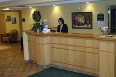 Hotel Holiday Inn Express Dryden: Hall DRYDEN