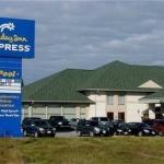 Hotel Holiday Inn Express Dryden
