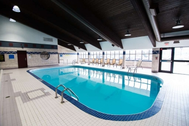 Best Western Plus Dryden Hotel & Conference Centre: Piscina DRYDEN