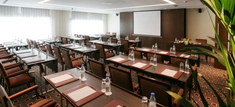 Hotel Elite Byblos: Sala Riunioni DUBAI