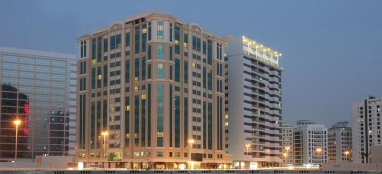 Hotel Elite Byblos: Außen DUBAI