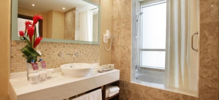 Hotel Elite Byblos: Badezimmer DUBAI