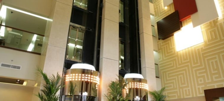 Hotel Elite Byblos: Detail DUBAI