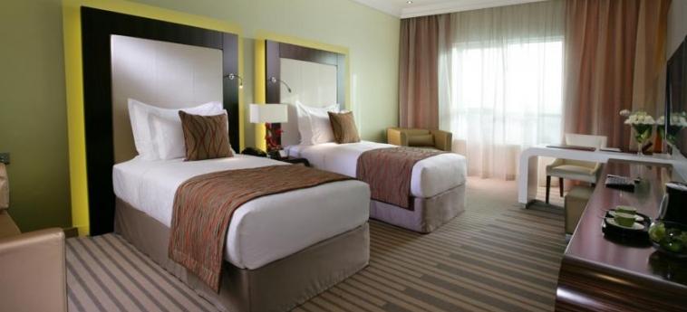Hotel Elite Byblos: Doppelzimmer - Twin DUBAI