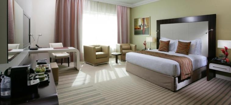 Hotel Elite Byblos: Doppelzimmer DUBAI