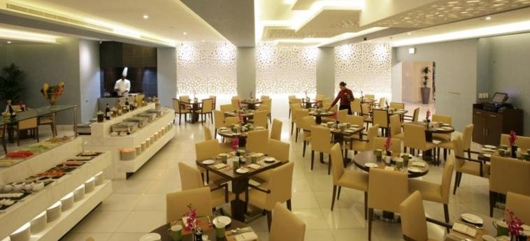 Hotel Elite Byblos: Restaurant DUBAI