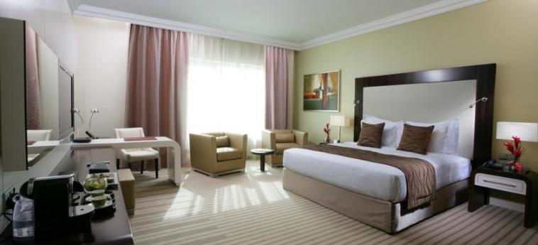 Hotel Elite Byblos: Schlafzimmer DUBAI
