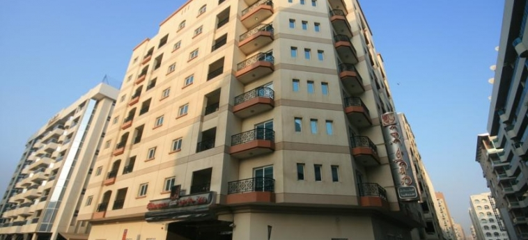 Rose Garden Hotel Apartment - Bur Dubai: Außen DUBAI