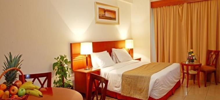 Rose Garden Hotel Apartment - Bur Dubai: Doppelzimmer  DUBAI