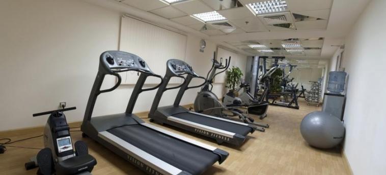 Rose Garden Hotel Apartment - Bur Dubai: Fitnesscenter DUBAI