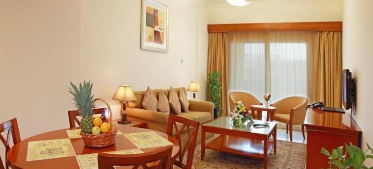Rose Garden Hotel Apartment - Bur Dubai: Hall DUBAI