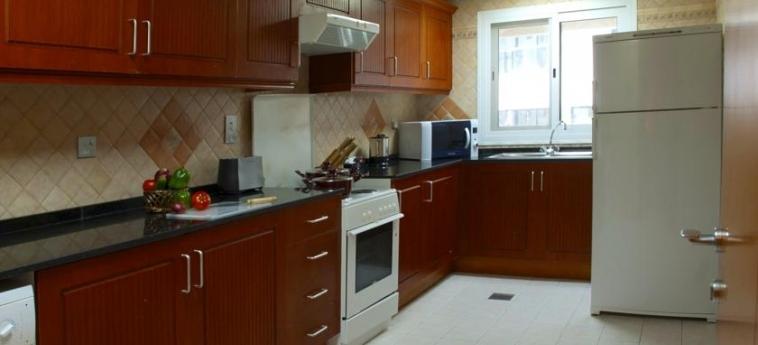 Rose Garden Hotel Apartment - Bur Dubai: Küche DUBAI