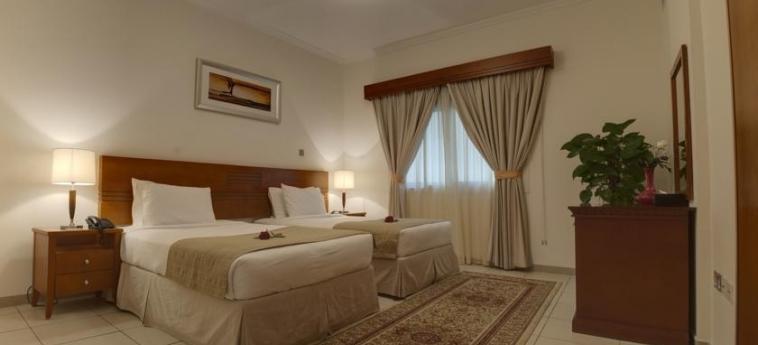 Rose Garden Hotel Apartment - Bur Dubai: Schlafzimmer DUBAI