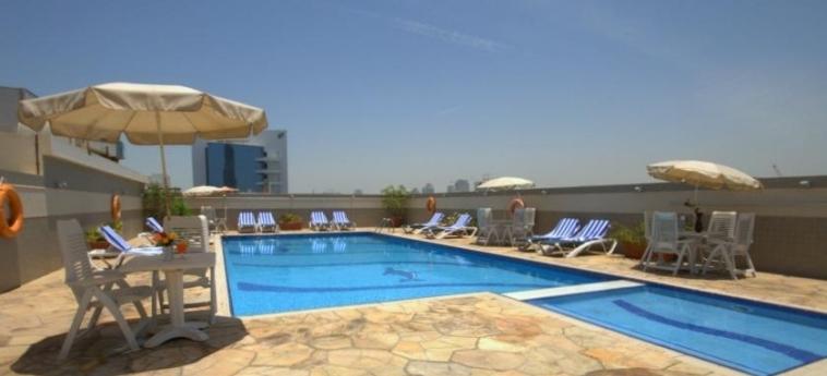 Rose Garden Hotel Apartment - Bur Dubai: Swimming Pool DUBAI