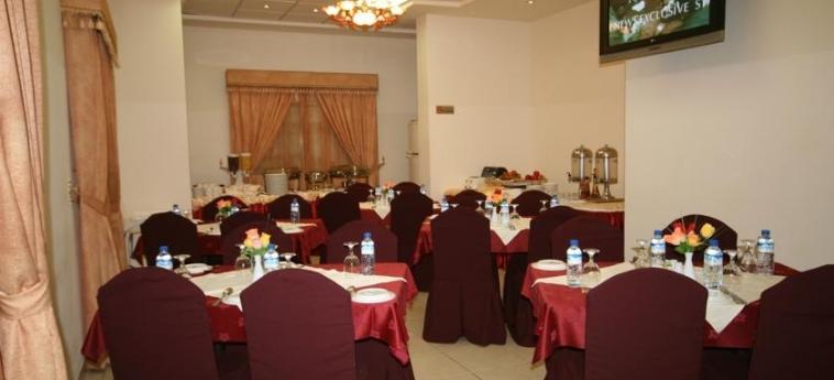 Rose Garden Hotel Apartment - Bur Dubai: Breakfast Room DUBAI