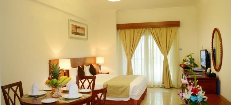 Rose Garden Hotel Apartment - Bur Dubai: Room - Double DUBAI