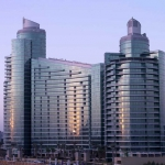 Hotel Intercontinental Residences Suites Dubai Festival City
