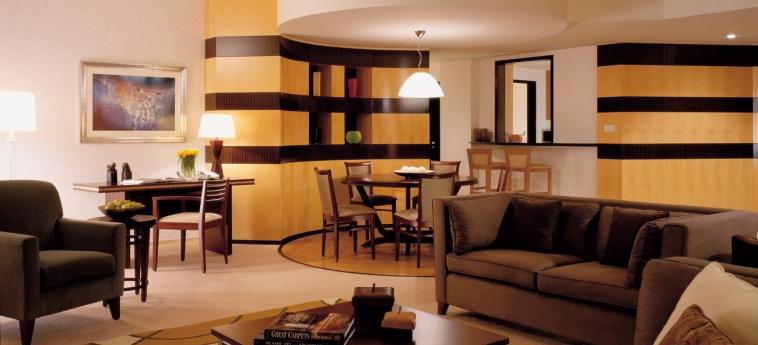 Shangri-La Hotel, Dubai: Appartamento DUBAI