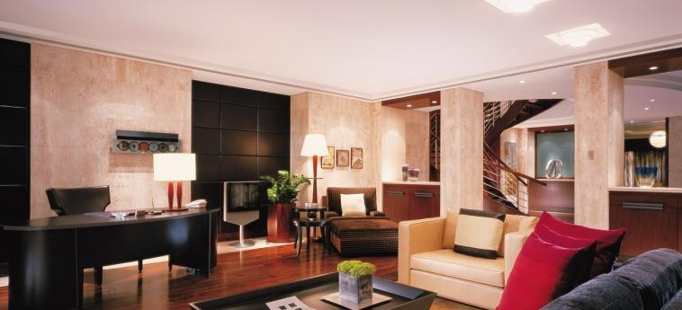 Shangri-La Hotel, Dubai: Chambre Suite DUBAI