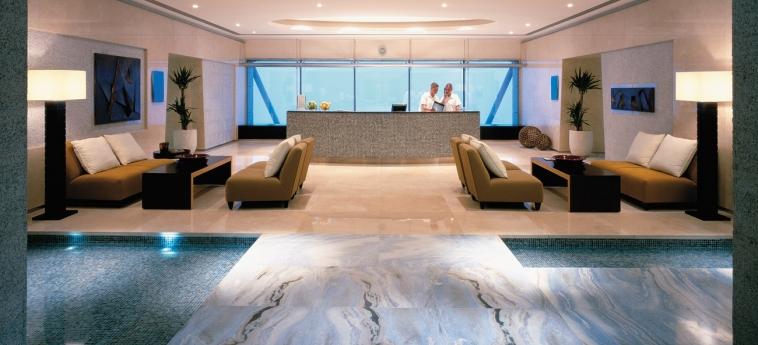 Shangri-La Hotel, Dubai: Spa DUBAI