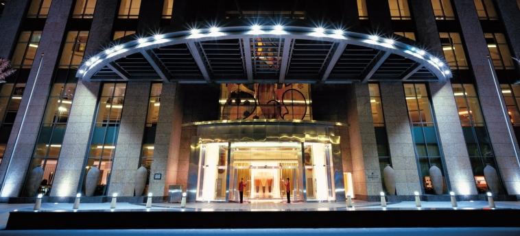 Shangri-La Hotel, Dubai: Außen DUBAI
