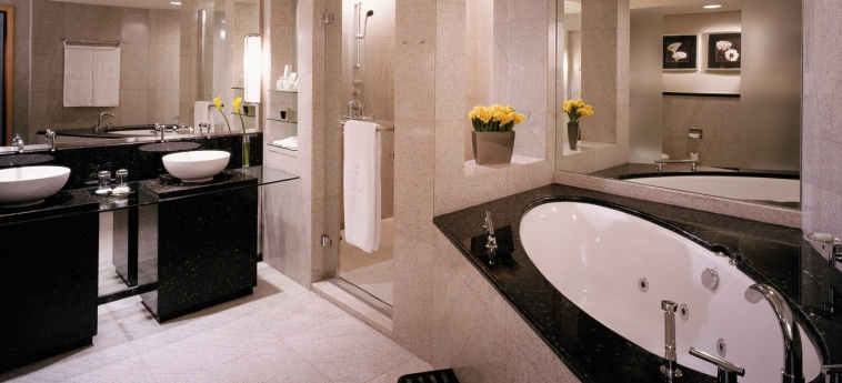 Shangri-La Hotel, Dubai: Badezimmer DUBAI
