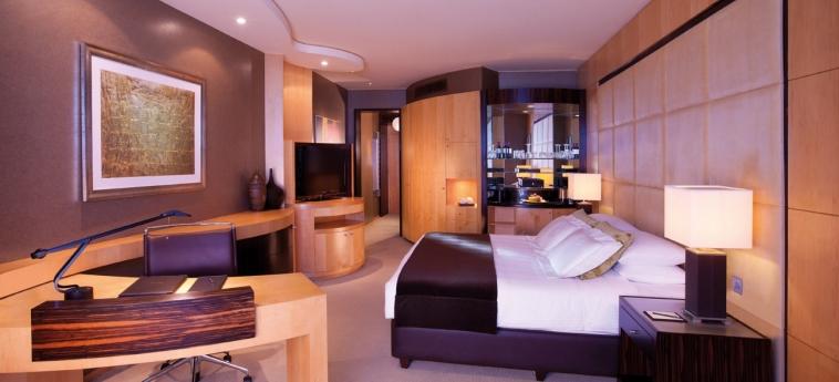 Shangri-La Hotel, Dubai: Deluxe Zimmer DUBAI