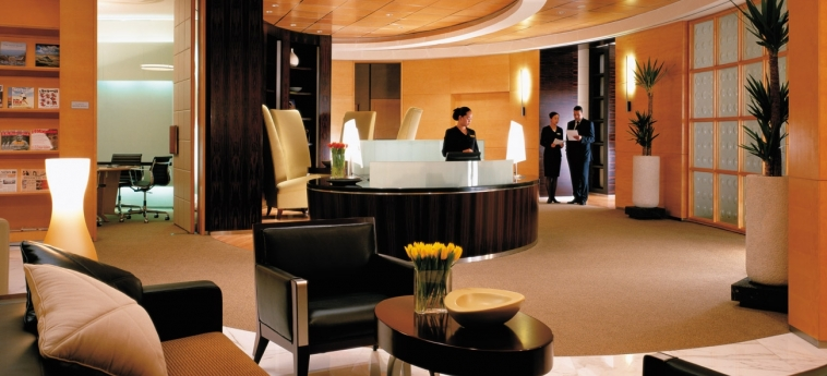 Shangri-La Hotel, Dubai: Business Centre DUBAI