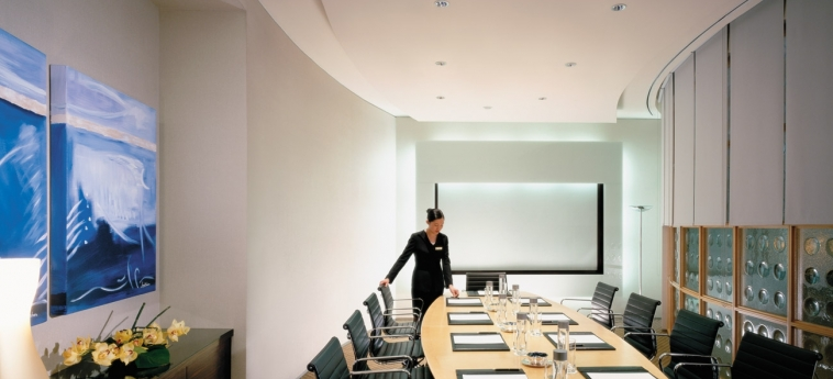 Shangri-La Hotel, Dubai: Meeting Room DUBAI
