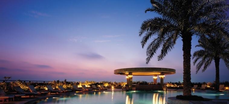 Shangri-La Hotel, Dubai: Outdoor Swimmingpool DUBAI