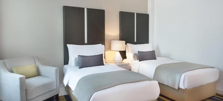 Hotel Damac Maison Cour Jardin: Habitaciòn Doble DUBAI