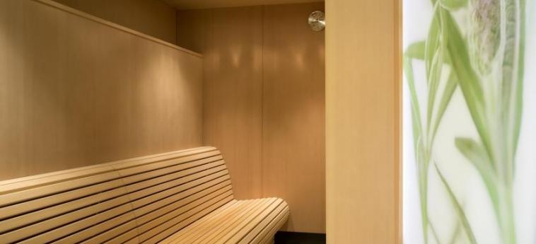 Hotel Damac Maison Cour Jardin: Sauna DUBAI