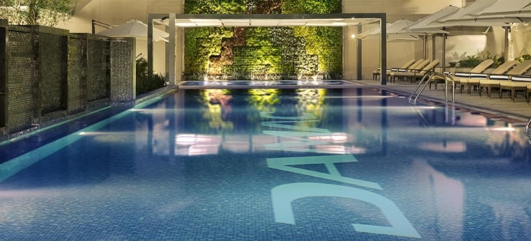 Hotel Damac Maison Cour Jardin: Swimming Pool DUBAI