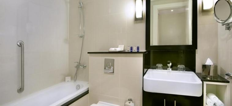 Hotel Damac Maison Cour Jardin: Bagno DUBAI