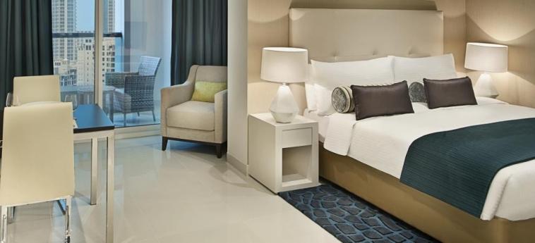 Hotel Damac Maison Cour Jardin: Camera Matrimoniale/Doppia DUBAI