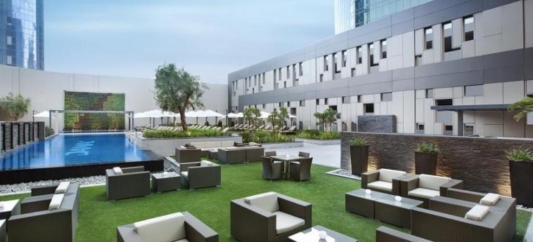 Hotel Damac Maison Cour Jardin: Esterno DUBAI