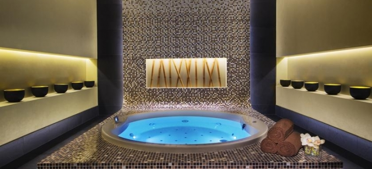 Hotel Damac Maison Cour Jardin: Jacuzzi DUBAI