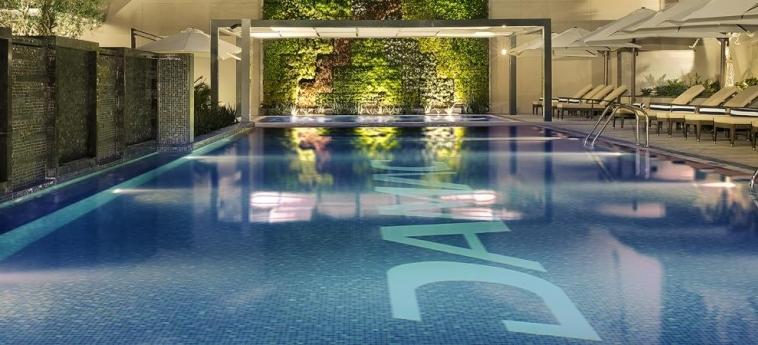 Hotel Damac Maison Cour Jardin: Piscina DUBAI