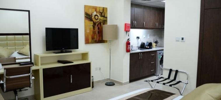 Welcome Hotel Apartments: Apartment DUBAI