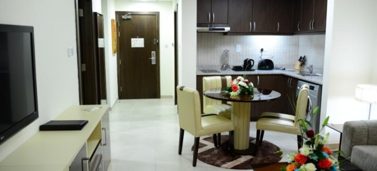Welcome Hotel Apartments: Appartement DUBAI