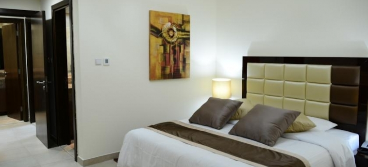 Welcome Hotel Apartments: Chambre Double DUBAI
