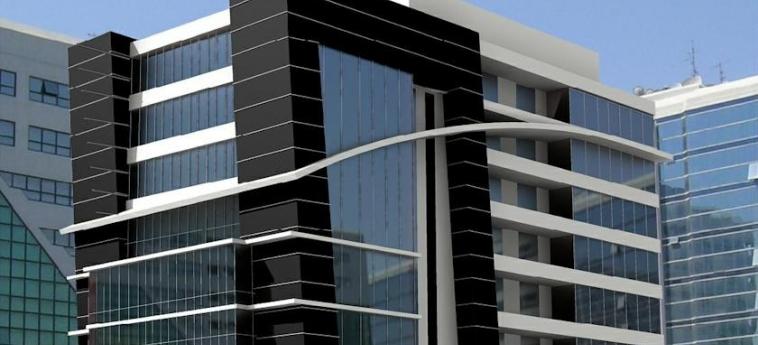 Welcome Hotel Apartments: Extérieur DUBAI